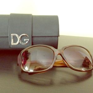 Dolce & Gabbana Accessories - DOLCE & GABBANA authentic sun glasses