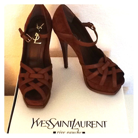 Yves Saint Laurent Shoes - Yves Saint Laurent shoes