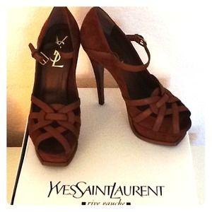 Yves Saint Laurent Shoes - Yves Saint Laurent shoes