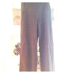 J Crew wide leg sailor pant. Size 2