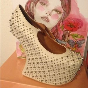 Jeffrey Campbell Prickly