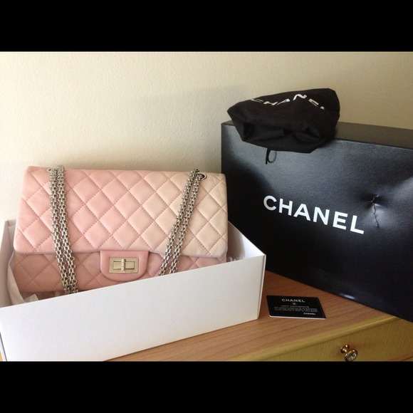 be73feab696e CHANEL Bags | Auth Limited Edition Gradient Reissue 227 | Poshmark