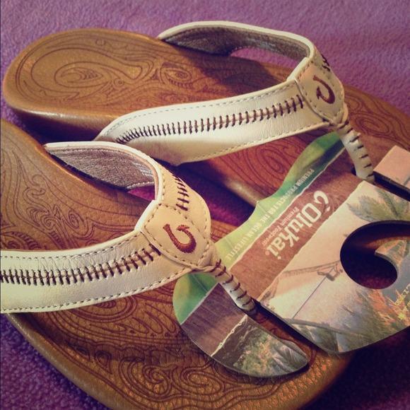 94548867080b3c Women s OluKai Haiku Leather Sandals