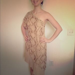 Robert Rodriguez Dresses & Skirts - 🌟Robert Rodriguez beaded silk dress