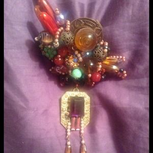 Jewelry - Great Vintage Pin! Reduced!!!