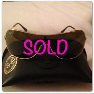 Ray-Ban sunglasses Authentic
