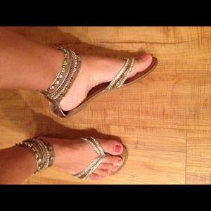 cd32c6764d21d Candies Shoes - Bundle- Candies gladiator sandals