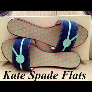 kate spade Shoes - SOLD-Authentic Kate Spade Flats