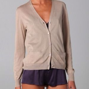 3.1 Phillip Lim Illusion Back Cardigan Large NWT
