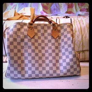 👍SOLD 👍Louis Vuitton Speedy 35 Azur