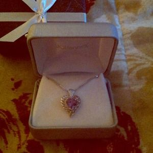 Jewelry - Amethyst Necklace Reduced!!!