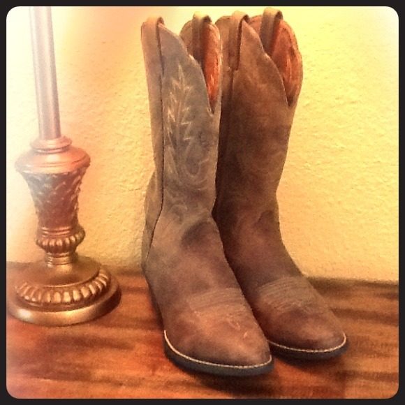 58% off ariat Boots - Authentic Cowboy Boots from Sarah's closet ...
