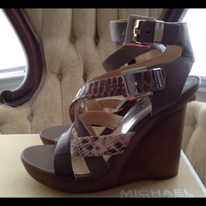 MICHAEL Michael Kors Shoes - Authentic Michael Kors Heels