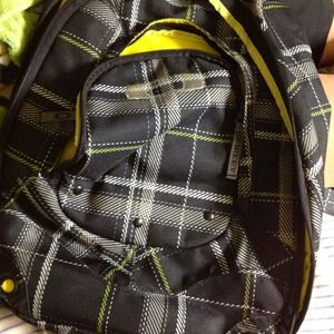 Oakley backpack.