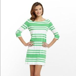 Lilly Pulitzer striped Cassie dress