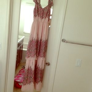 Lauren Conrad for Kohl's Dresses & Skirts - Lauren Conrad floral maxi dress