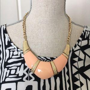 Statement necklace set