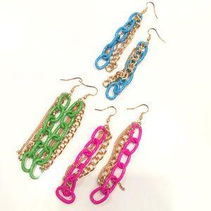NEW Chain Drop Earring