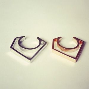 Jewelry - quadrangle ring