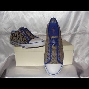 Coach Shoes - Coach Mika Tennis Shoes
