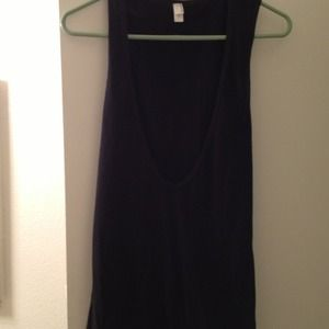 Black American Apparel dress