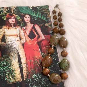 Jewelry - Beautiful Earthy Necklace