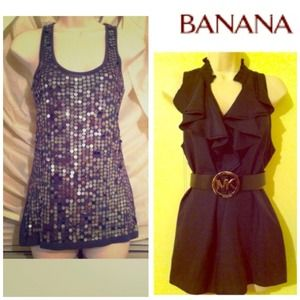Banana Republic Tops - Bundle for @lanre