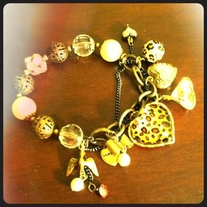 $25 TODAY! NWOT BETSY JOHNSON bracelet!