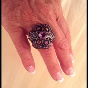 FAB MATTHEW CAMBELL LAURENZA  RING REDUCED2X