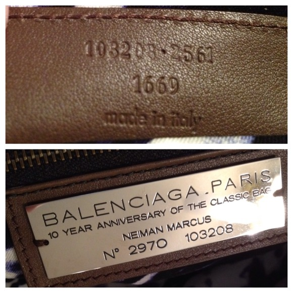 Balenciaga Handbags - Balenciaga 10th Anniversary Bag 4