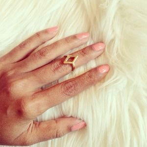 walkinwonderland  Jewelry - Midi ring - gold