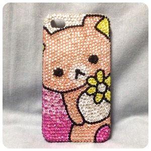 Accessories - Rilakkuma iPhone 4/4S case