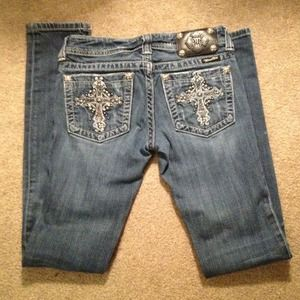 Cross Miss Me Jeans