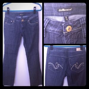 Dollhouse Bootcut Jeans