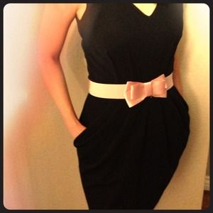 Charlotte Russe LBD with pockets