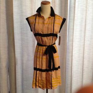 b9328af3013b8 Jason Wu for Target Dresses - JASON WU for Target - Pleated Shift Dress, Sz