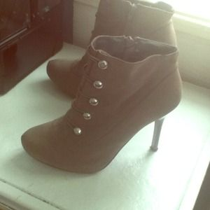 Boots - High heel ankle boots