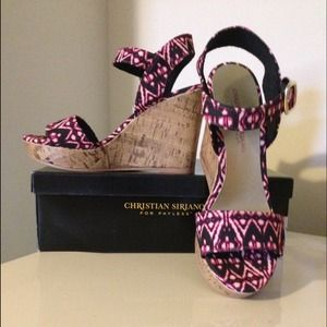 Christian Siriano Shoes - CHRISTIAN SIRIANO x PAYLESS 'Rachel Platform Wedge
