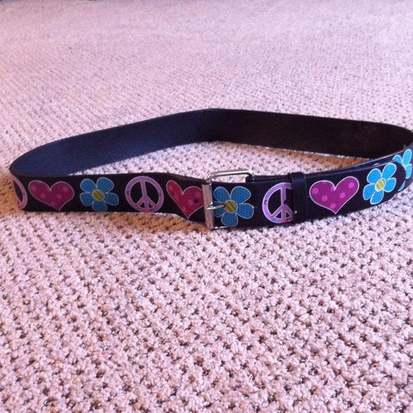 Accessories - Medium belt. Says 34-36 on it.