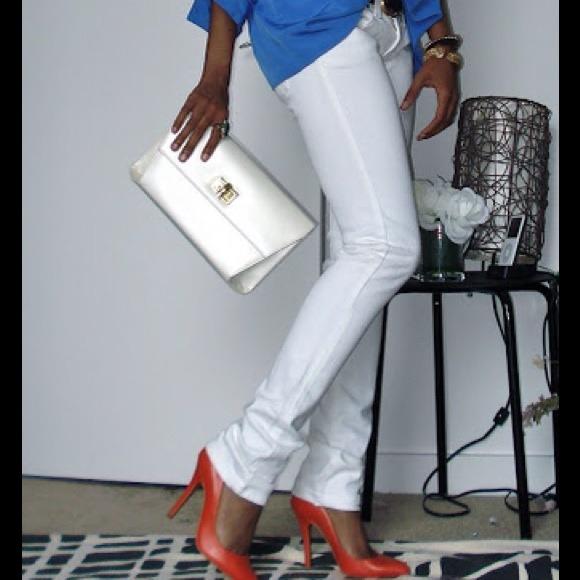 Zara Shoes - 🚫❌Sold❌🚫Zara orange court heel pump