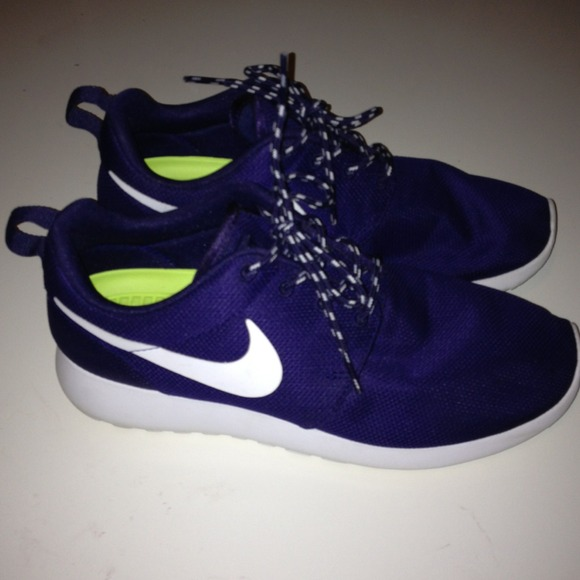 Nike Imperial Purple Roshe Zappos wholesale cheap jordans d567325ec915