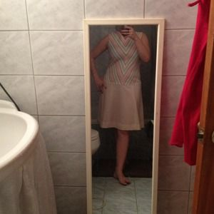 Vintage dress 20a style
