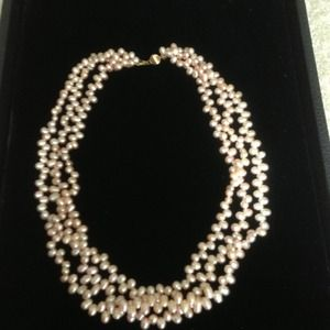 Sale -Pearl Necklace-Luxury Gift