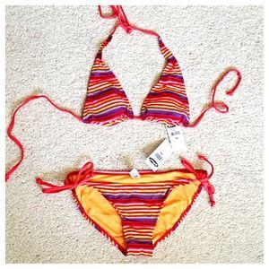 Old Navy String Bikini