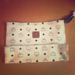 MCM Clutches & Wallets - Sold!!!!!