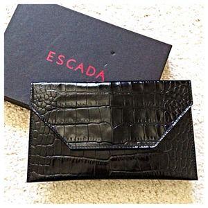 NWOT Escada Clutch / Wallet / Coin Purse