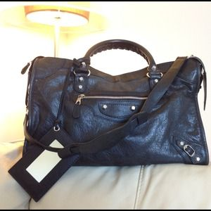 Balenciaga Classic Mini City Handbag
