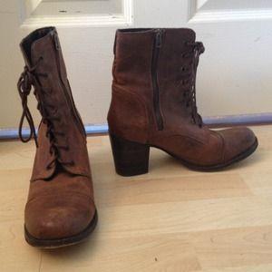 60% off Steve Madden Boots - Steve Madden combat boots (from ...