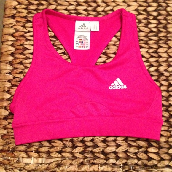 c85c2998453e1 Adidas Outerwear - Adidas sports bra. Never worked out  knanna17