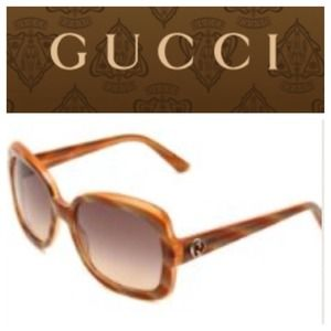 Authentic Gucci sunglasses 3910